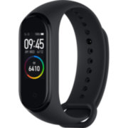Фитнес браслет Mi Band 4 Black Standard Version ORIGINAL